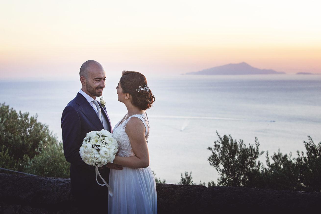 Fotografia Matrimonio Costiera Amalfitana