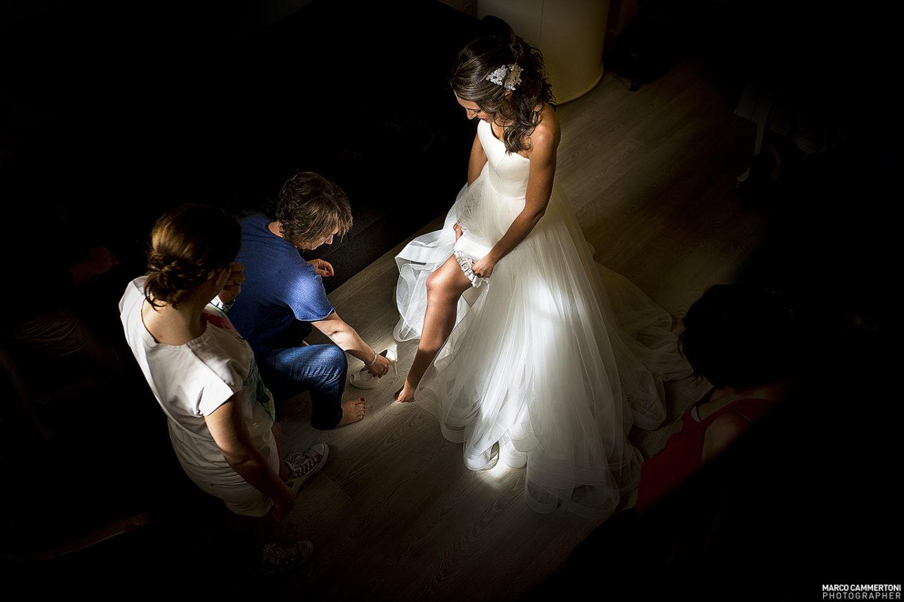 Fotografia Preparazione Sposa Catania - Sicilia