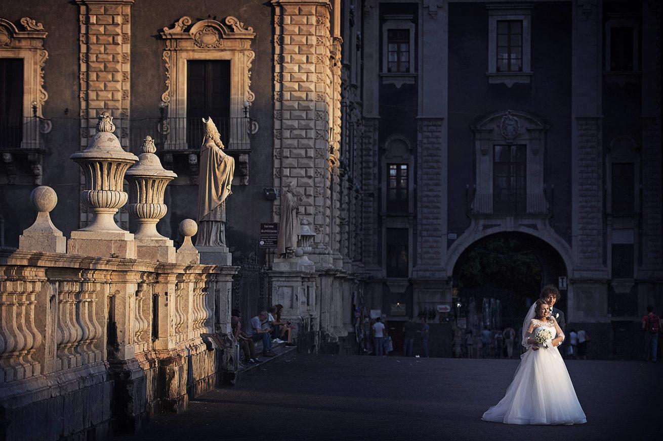 Fotografia Sposi Catania - Sicilia