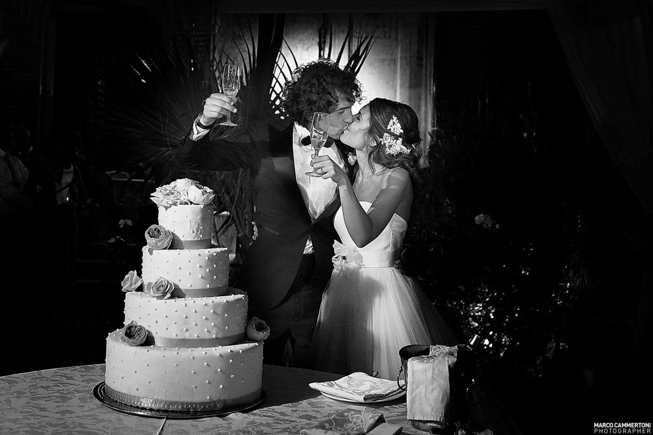 Foto Torta Nuziale Matrimonio Catania - Sicilia