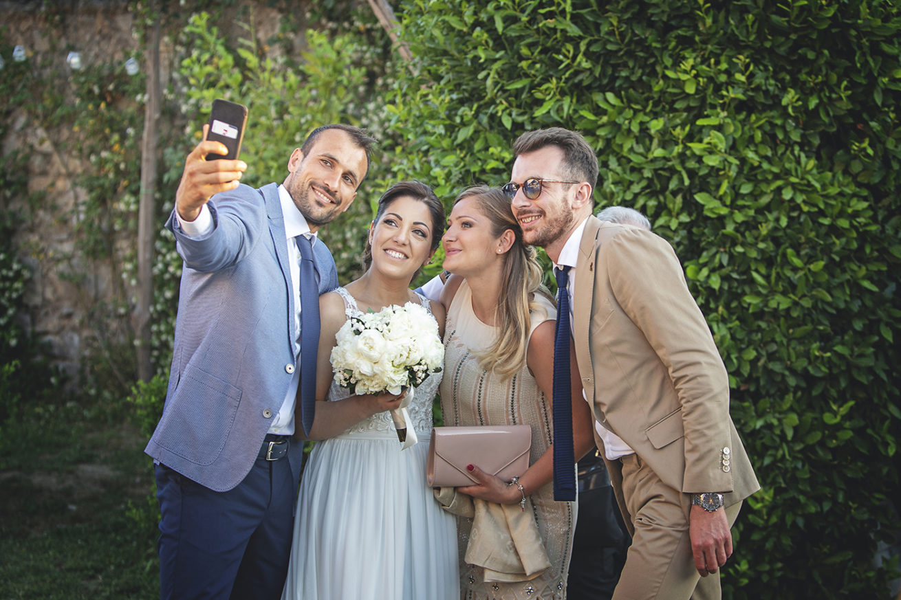 Foto Matrimonio Sorrento - Costiera Amalfitana