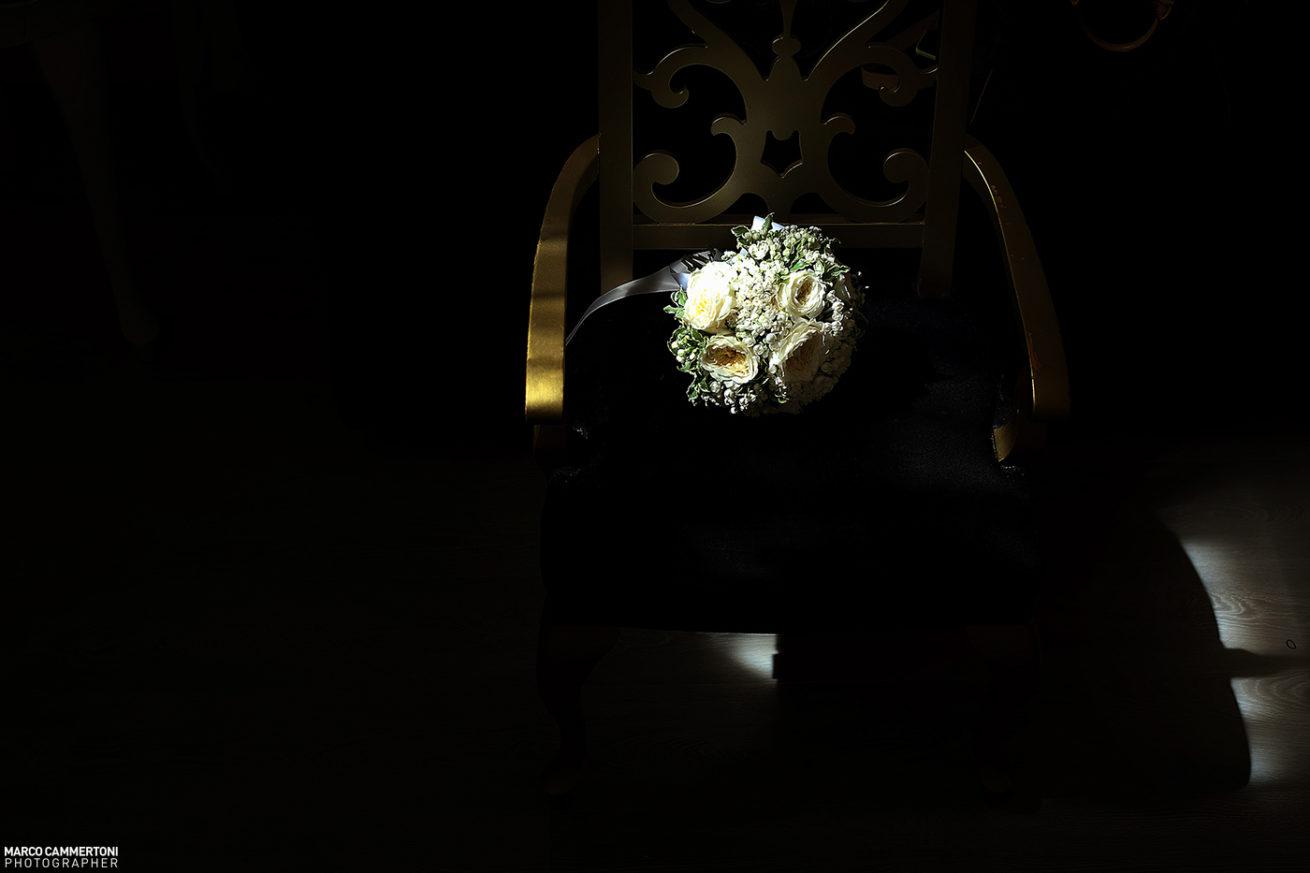 Foto Dettaglio Bouquet Sposa Sicilia