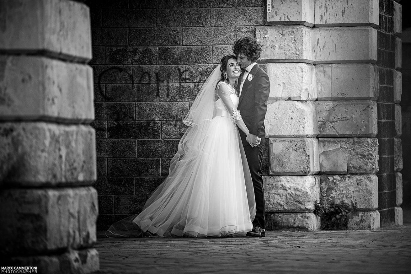 Fotografia Sposi Matrimonio Siciliano