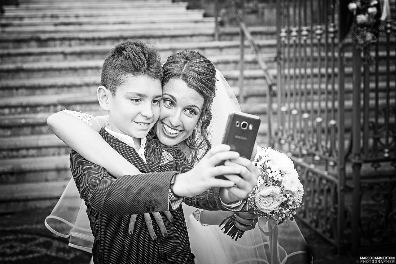 Immagine Selfie Sposa Sicilia